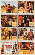 "Movie Posters:Western, Blackjack Ketchum, Desperado & Others Lot (Columbia, 1956). Lobby Card Sets of 8 (4 Sets) & Lobby Cards (3) (11"" X 14""). Wes... (Total: 35 Items)"