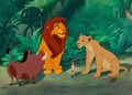 "Animation Art:Limited Edition Cel, ""Introductions"" The Lion King Limited Edition Cel #129/500(Walt Disney, 1995)...."