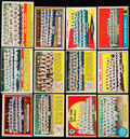 "Baseball Cards:Lots, 1956-74 Topps Baseball ""Team Card"" Collection (41)...."