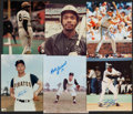 Baseball Collectibles:Photos, Pittsburgh Pirates Greats Signed Photograph Collection (6) -Includes Stargell & Parker. . ...