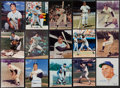 Autographs:Photos, New York Yankees Greats Signed Photographs Lot of 15.. ...