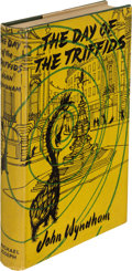 Books:Science Fiction & Fantasy, John Wyndham. The Day of the Triffids. London: Michael Joseph, [1951]. First edition....