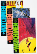 Modern Age (1980-Present):Superhero, Watchmen #1-12 Complete Miniseries Group (DC, 1986-87) Condition:Average VF.... (Total: 12 Comic Books)