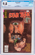 Bronze Age (1970-1979):Science Fiction, Star Trek #53 (Gold Key, 1978) CGC NM/MT 9.8 White pages....