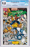 Modern Age (1980-Present):Superhero, The Amazing Spider-Man #360 (Marvel, 1992) CGC NM/MT 9.8 Whitepages....