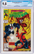 Modern Age (1980-Present):Superhero, The Amazing Spider-Man #362 (Marvel, 1992) CGC NM/MT 9.8 Whitepages....
