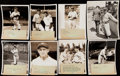 Baseball Collectibles:Photos, New York Yankees Type II Photograph Collection (13). . ...