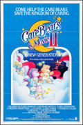"""Movie Posters:Animation, Care Bears Movie II: A New Generation & Others Lot (Columbia,1986). One Sheets (4) (27"""" X 41"""", 28"""" X 42). Animation.. ...(Total: 4 Items)"""
