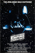"Movie Posters:Science Fiction, The Empire Strikes Back (Sales Corp., 1983). Commercial Posters (6)(22"" X 34""). Science Fiction.. ... (Total: 6 Items)"