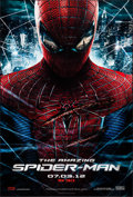 "Movie Posters:Action, The Amazing Spider-Man & Other Lot (Columbia, 2012). One Sheets(2) (27"" X 40"") DS 3-D Style Advance. Action.. ... (Total: 2 Items)"