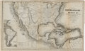 Books:Maps & Atlases, J.H. Colton. Map of the United States, Mexico &c.showing the various Land and Water Routes from the AtlanticCiti...