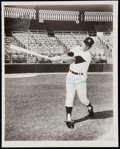Autographs:Photos, Mickey Mantle Signed Vintage Photograph. ...