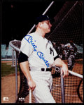 Autographs:Photos, Mickey Mantle Signed Photograph. ...