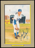 "Autographs:Post Cards, 1987 Sandy Koufax Signed Perez-Steele ""Great Moments"" Card.. ..."