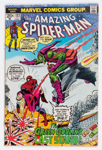 The Amazing Spider-Man #122 (Marvel, 1973) Condition: VG+
