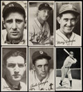 "Baseball Cards:Lots, 1934-1936 Goudey R314 ""Wide Pens"" and National Chicle R313 ""FinePens"" Collection (35)...."