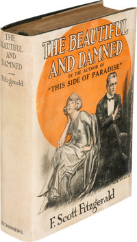 F. Scott Fitzgerald. The Beautiful and Damned. New York: Charles Scribner's Sons, 19