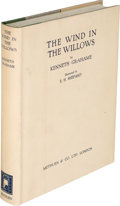 Books:Children's Books, Kenneth Grahame. The Wind in the Willows. London: Methuen& Co., [1931]. First edition with Ernest Shepard illustrat...