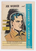 Golden Age (1938-1955):Non-Fiction, Joe Worker and the Story of Labor #nn (Frederick S. Clarke, 1950)Condition: VF/NM....