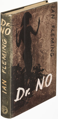 Ian Fleming. Group of Four James Bond Books. London: [1958-1966]. First editions