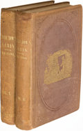 Books:Americana & American History, Harriet Beecher Stowe. Uncle Tom's Cabin. Boston: 1852.First edition. ...