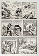 John Buscema and Ernie Chan Conan the Barbarian #148 Story Page 3 Original Art (Marvel, 1983)