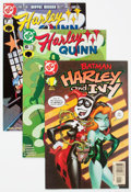 Modern Age (1980-Present):Superhero, Harley Quinn Related Group of 13 (DC, 2000s) Condition: AverageVF/NM.... (Total: 13 Comic Books)