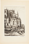 Books:Travels & Voyages, Muirhead Bone. Old Spain. London: 1936. First edition,limited to 250 sets and signed.... (Tota...