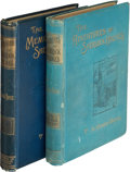 Books:Mystery & Detective Fiction, Arthur Conan Doyle. The Adventures of Sherlock Holmes.London: George Newnes, 1892. First edition, first issue with ...
