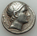 Ancients:Greek, Ancients: SELEUCID KINGDOM. Antiochus III the Great (222-187 BC).AR tetradrachm (16.93 gm). About VF. ...