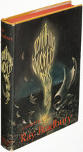 Books:Science Fiction & Fantasy, Ray Bradbury. Something Wicked This Way Comes. NewYork: 1962. First edition....