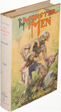 Books:Science Fiction & Fantasy, Edgar Rice Burroughs. The Monster Men. Chicago: 1929. Firstedition....