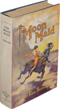 Books:Science Fiction & Fantasy, Edgar Rice Burroughs. The Moon Maid. Chicago: A. C. McClurg,1926. First edition....
