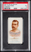 Olympic Cards:General, 1887 N28 Allen & Ginter Wallace Ross PSA EX 5. . ...