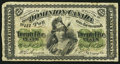 Canadian Currency: , DC-1b-i 25 Cents 1870. ...