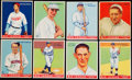 Baseball Cards:Lots, 1933 Goudey Baseball Collection (16) With HoFers. ...