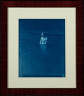 Photographs:Cyanotype, John Dugdale (American, b. 1960)Self Portra...