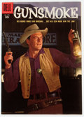 Golden Age (1938-1955):Western, Four Color #679 Gunsmoke (Dell, 1956) Condition: VF/NM....