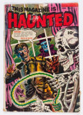 Golden Age (1938-1955):Horror, This Magazine Is Haunted #11 (Fawcett Publications, 1953)Condition: GD....