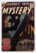 Silver Age (1956-1969):Horror, Journey Into Mystery #39 (Marvel, 1956) Condition: GD....