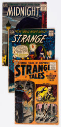 Golden Age (1938-1955):Horror, Golden Age Horror Group of 7 (Various Publishers, 1950s) Condition:Average VG.... (Total: 7 Comic Books)