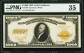 Large Size:Gold Certificates, Fr. 1220 $1,000 1922 Gold Certificate PMG Choice Very Fine 35.. ...