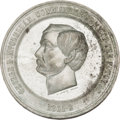 Political:Tokens & Medals, George B. McClellan: High Relief Medal by Lovett....
