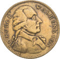 """Political:Tokens & Medals, George Washington: Small Size """"Success"""" Token...."""