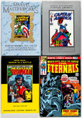 Memorabilia:Comic-Related, Marvel Hardcovers and Trade Paperbacks Group of 10 (VariousPublishers, 1990s).... (Total: 10 Items)