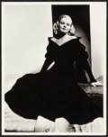"""Movie Posters:Miscellaneous, Jean Harlow by Clarence Sinclair Bull (MGM, 1933). Portrait Photo (11"""" X 14""""). Miscellaneous.. ..."""