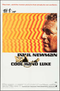 """Movie Posters:Drama, Cool Hand Luke (Warner Brothers, 1967). One Sheet (27"""" X 41"""") &Identical Uncut Pressbooks (2) (20 Pages, 11"""" X 17""""). Drama....(Total: 3 Items)"""