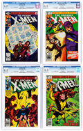 Modern Age (1980-Present):Superhero, X-Men #134-142 Near-Complete Run CGC-Graded Group of 8 (Marvel,1980-81).... (Total: 8 Comic Books)