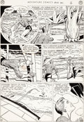 Original Comic Art:Panel Pages, John Daly Adventure Comics #147 Story Page 4 AquamanOriginal Art (DC, 1949)....
