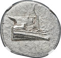 Ancients:Greek, Ancients: LYCIA. Phaselis. Ca. 4th century BC. AR stater (23mm,10.44 gm, 10h). NGC MS 5/5 - 4/5....